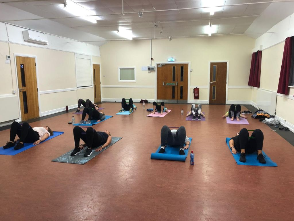 Exercise Classes - Stretch & Tone and Body Conditioning